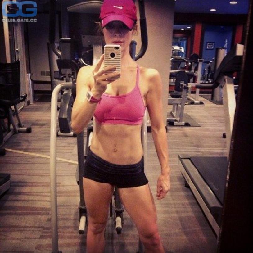 Gal Gadot workout