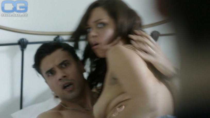 Georgina Campbell nude scene