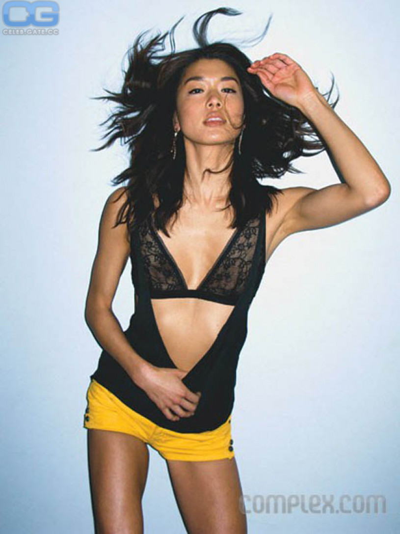 Would Grace park nude fakes commit
