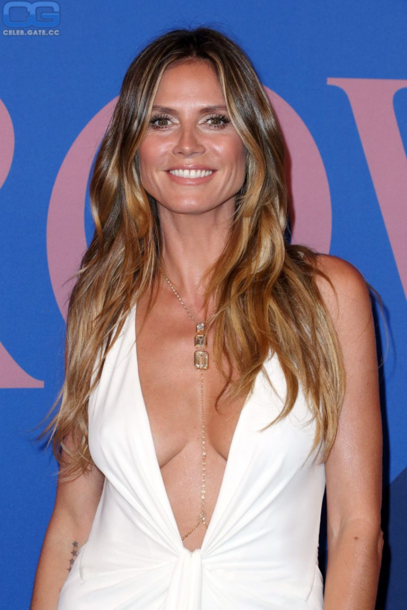 Heidi Klum body