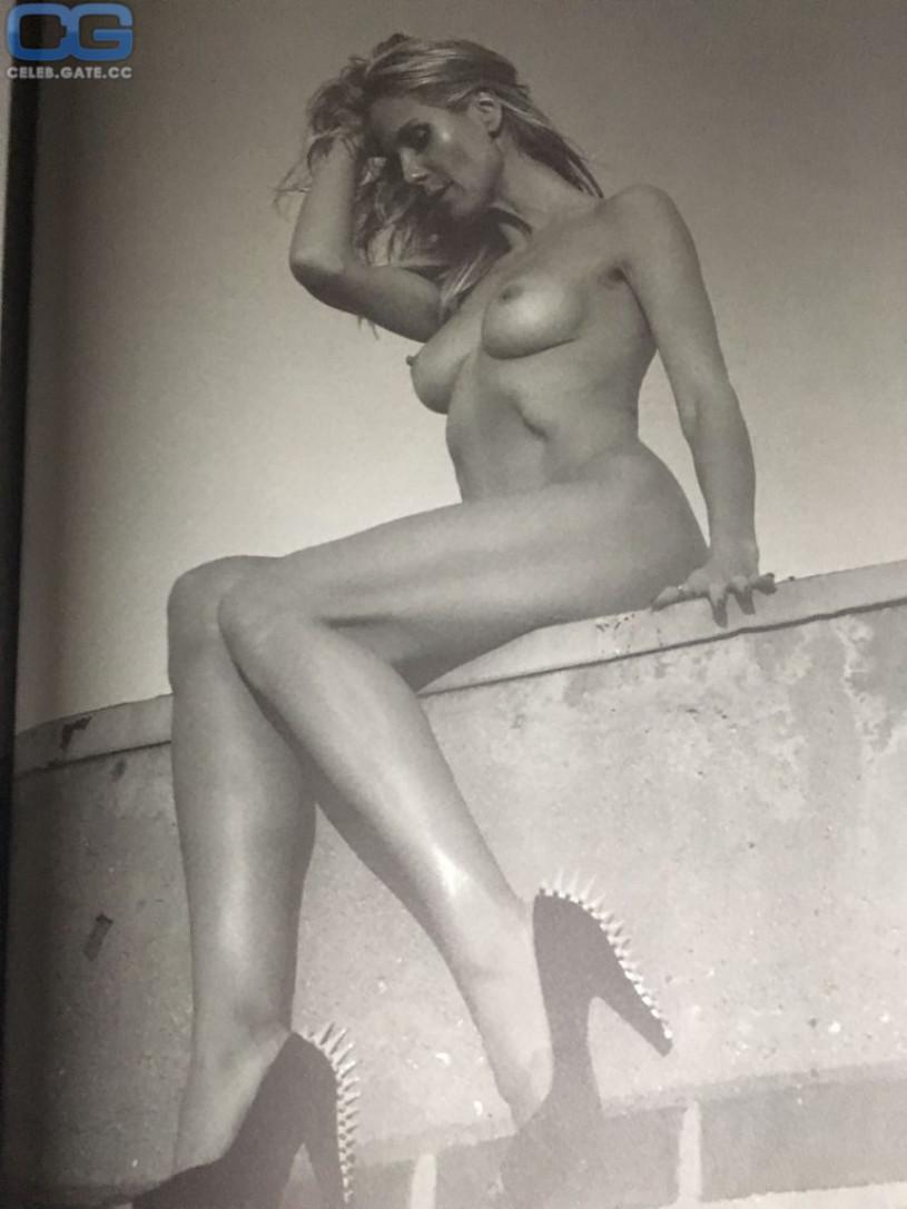 Heidi Klum nude images