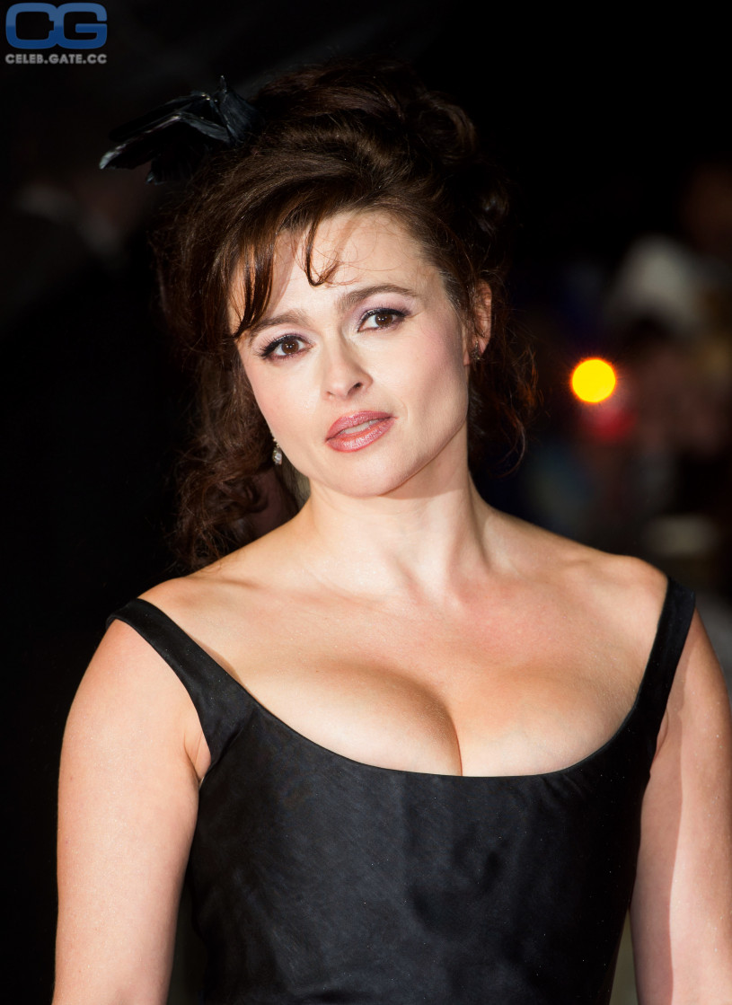 Thought differently, Helena bonham carter nude