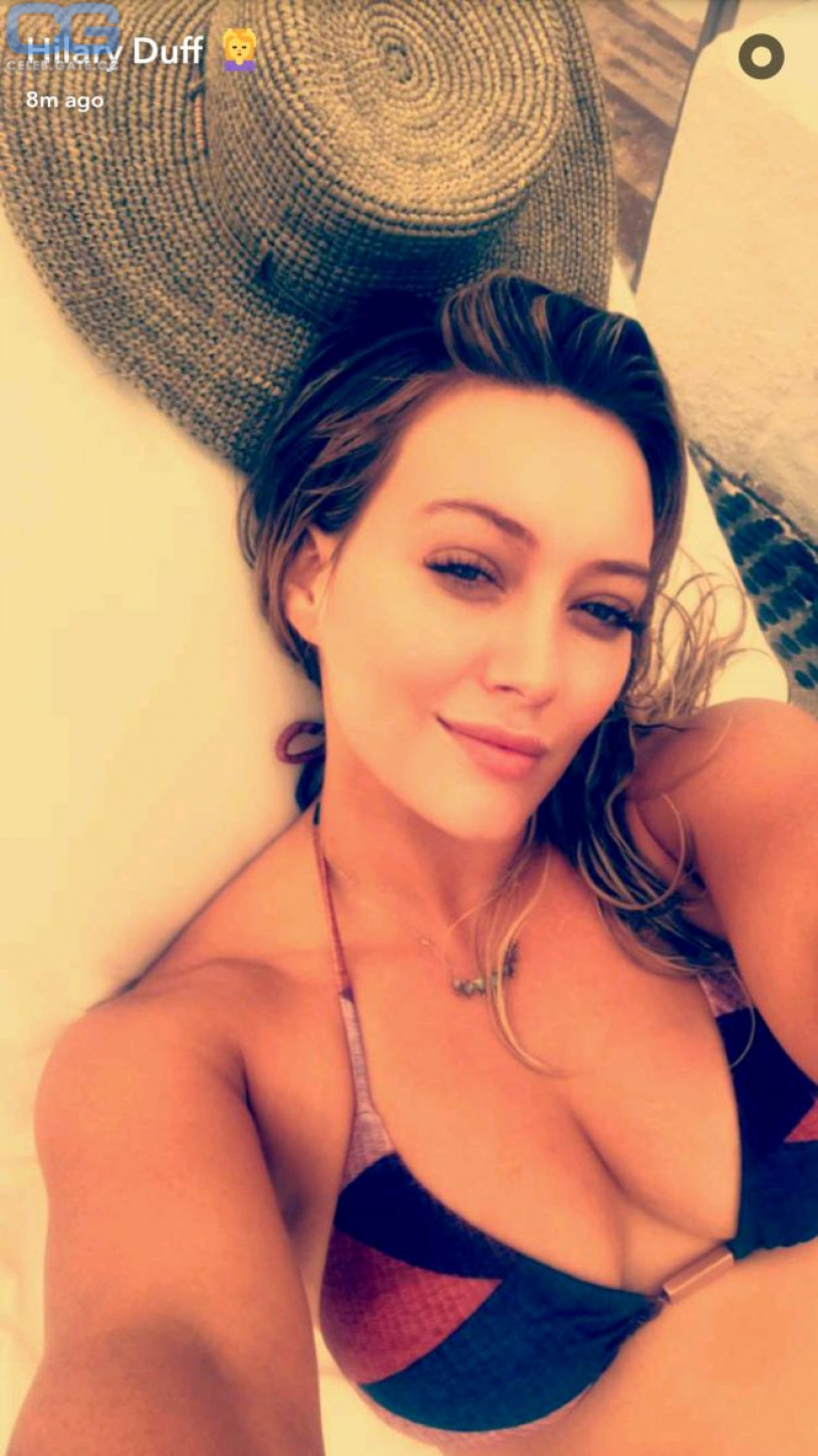 Porn hilary duff naked new erotic girls gallery