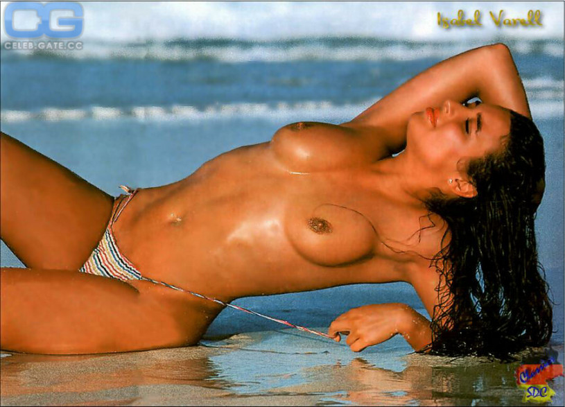 Min Isabell varell nude почти дрочат