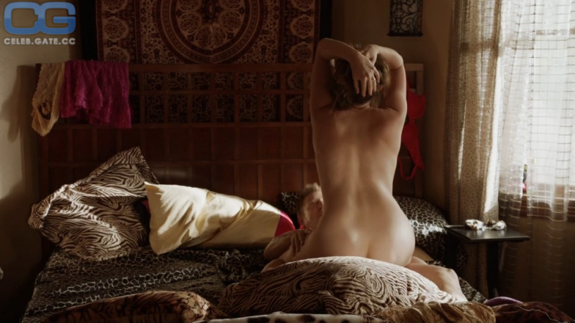 Isidora Goreshter sex scene