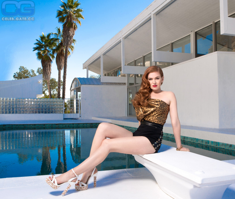 Isla Fisher Nude Photos isla fisher nude, pictures, photos, playboy, naked, topless