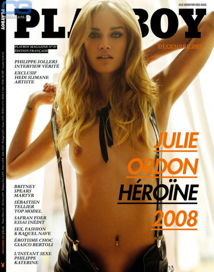 You were Julie ordon topless
