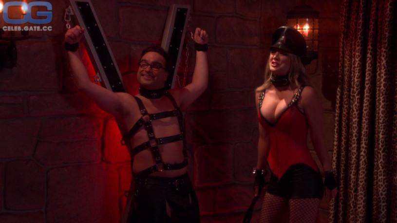 Kaley Cuoco sex scene