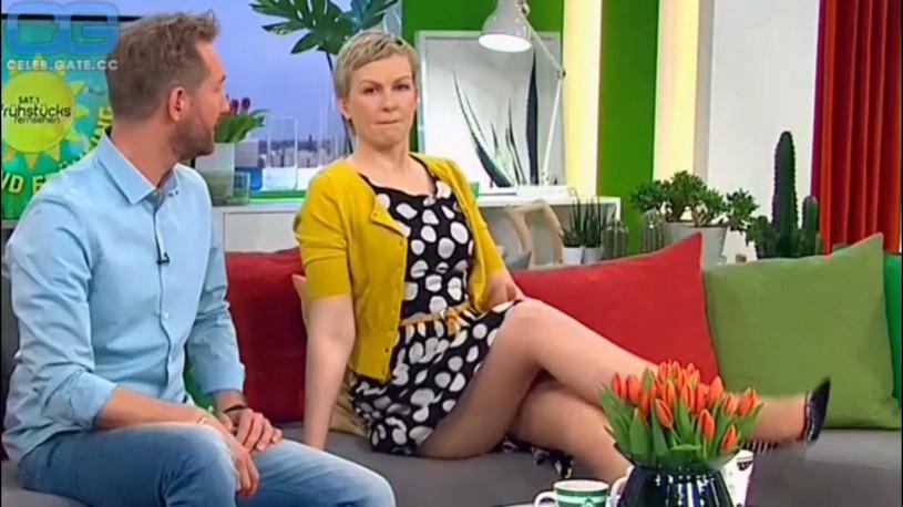 German tv upskirt
