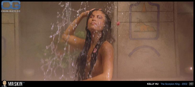 Kelly Hu nackt scene