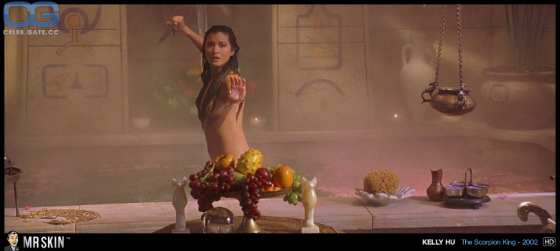 Kelly Hu naked