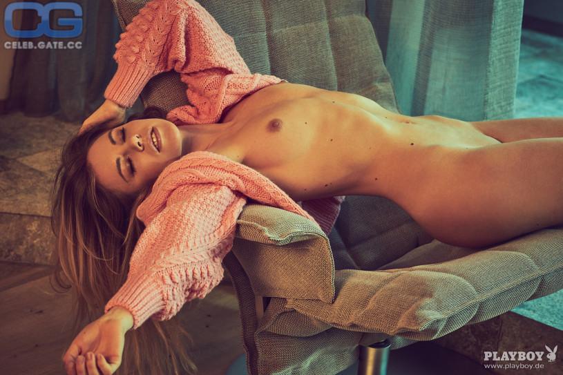 Lisa Zimmermann nackt im playboy