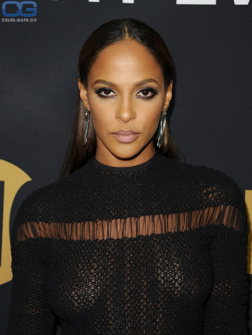 Megalyn Echikunwoke see through