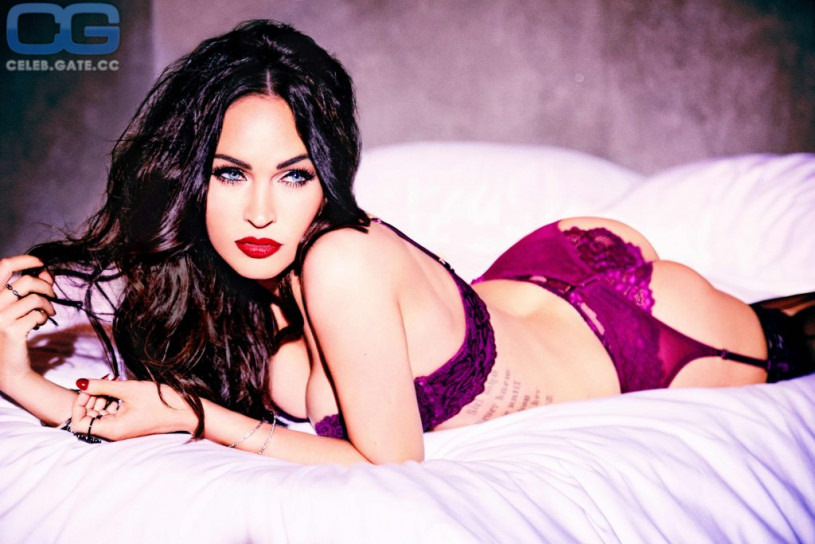 Megan Fox nacktfotos