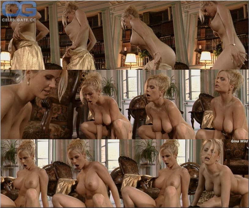 Порно с участием gina wild