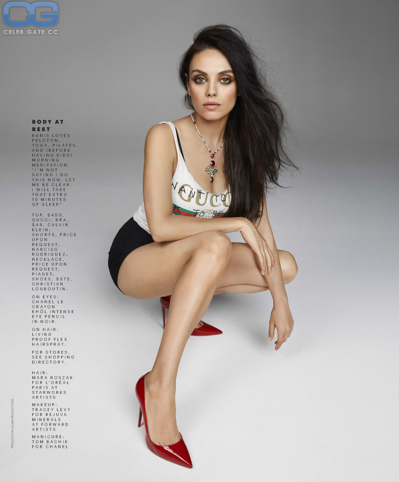 Mila kunis naked in playboy images 79