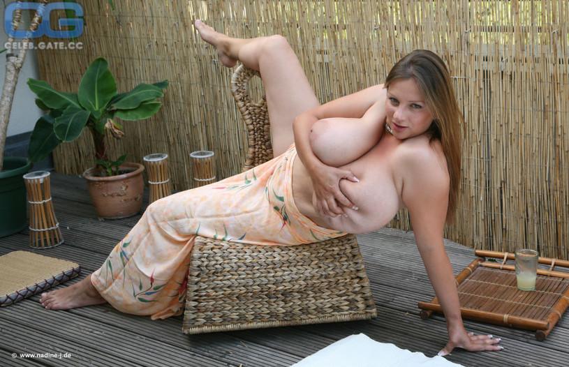 Nadine jansen nude, extreme short skirt porn