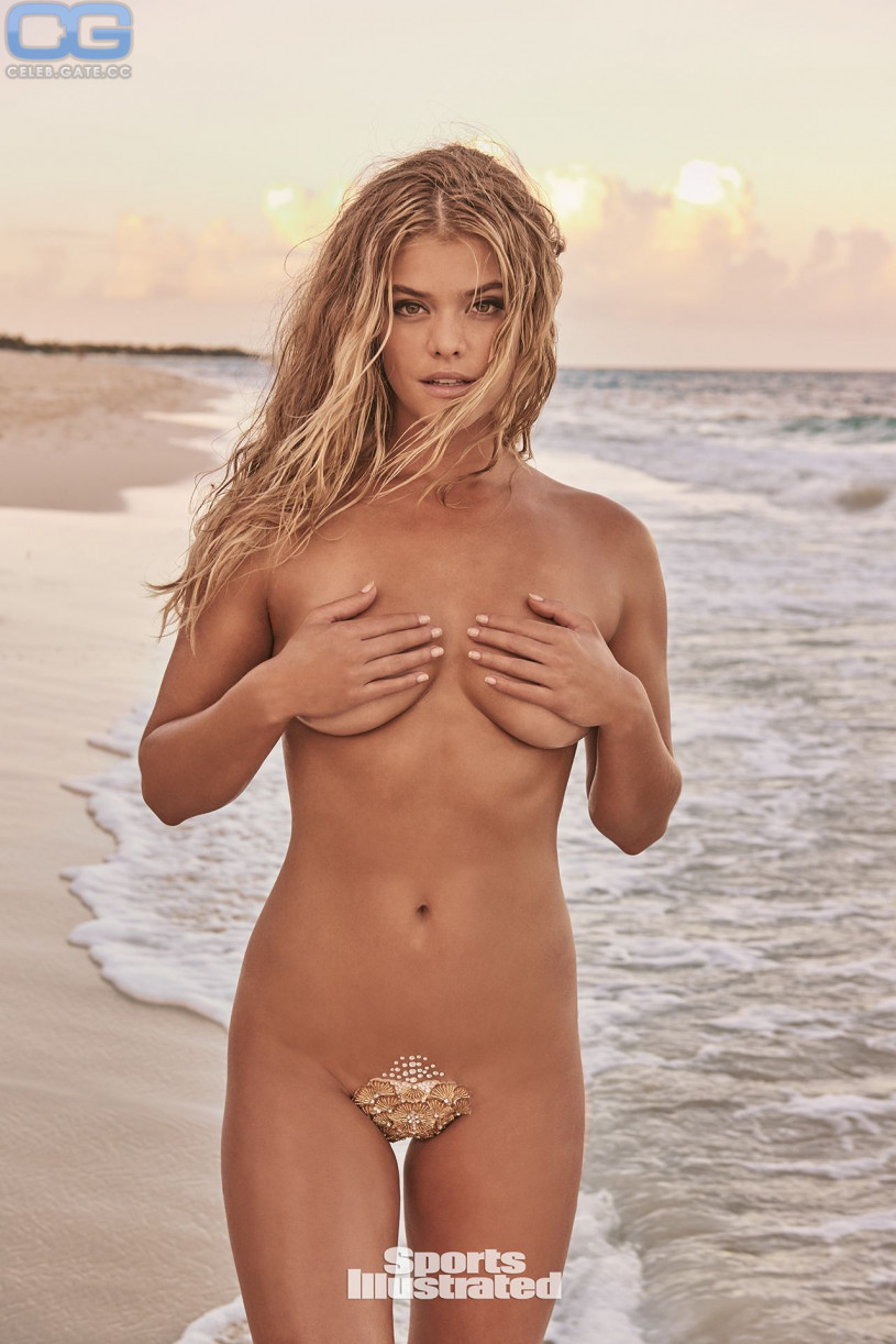 swimsuit Nude Nina Agdal naked photo 2017