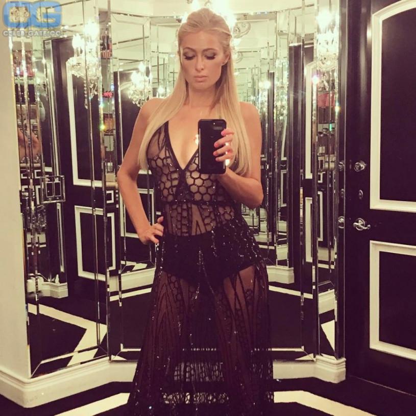 Paris Hilton nude