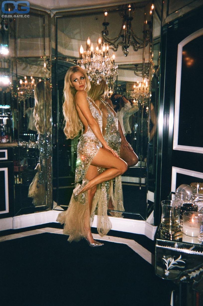 Paris Hilton playboy