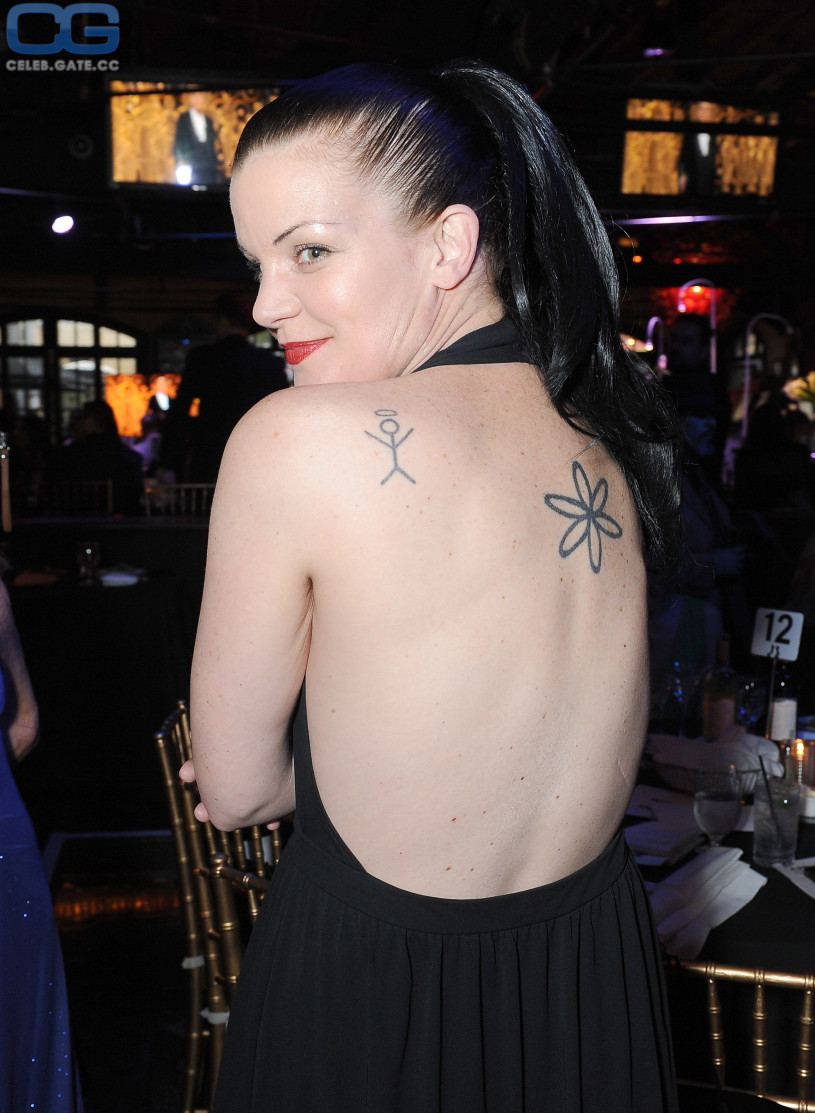 Topless pauley perrette
