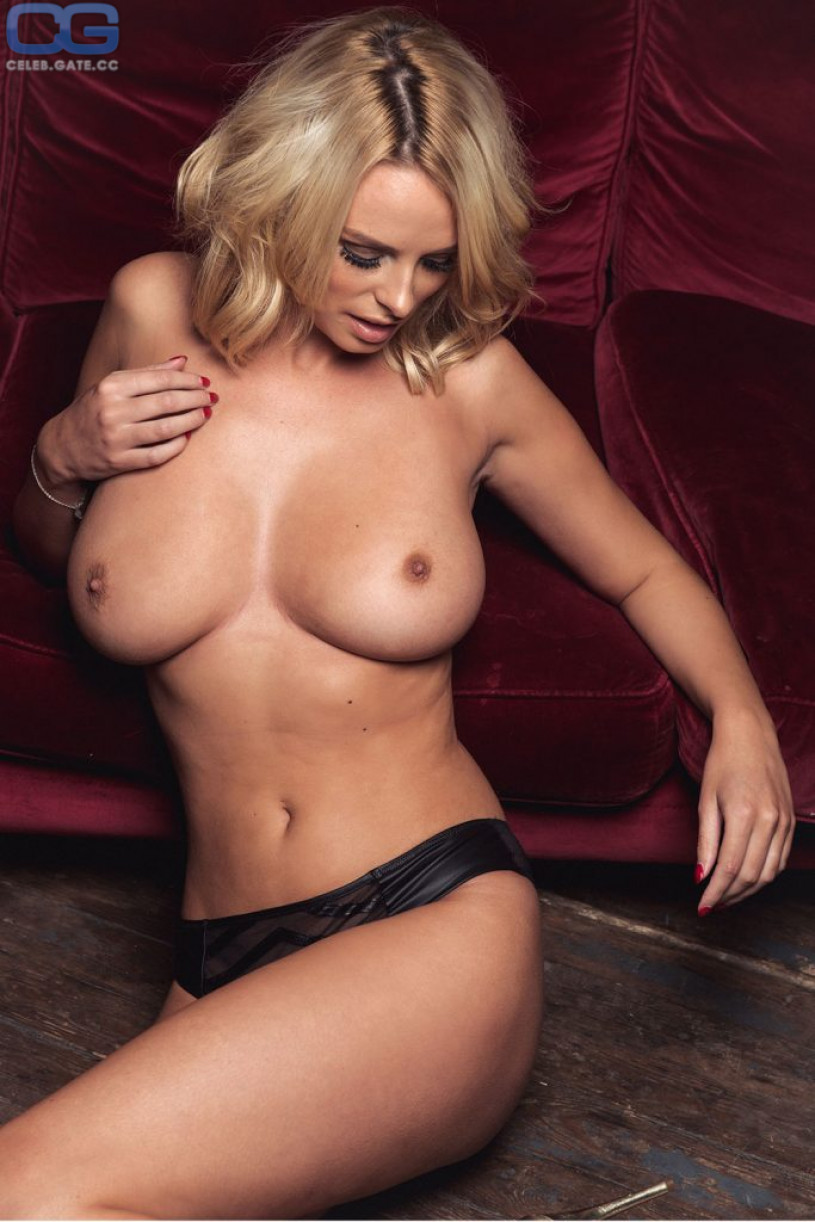 You were Rhian sugden topless