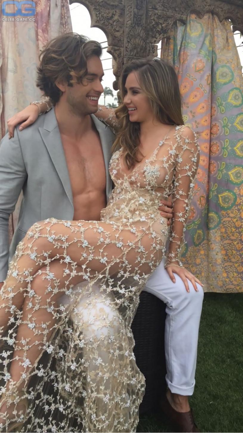 Ryan Newman nipple slip