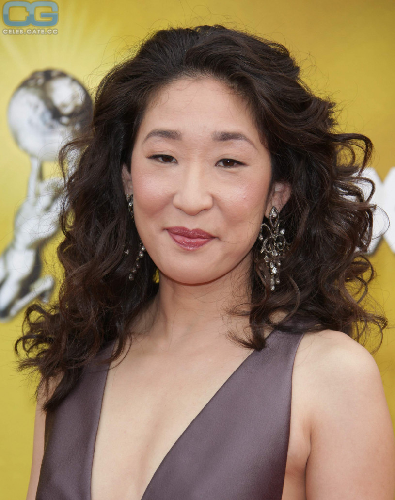 Sandra Oh Nude, Pictures, Photos, Playboy, Naked, Topless -6280