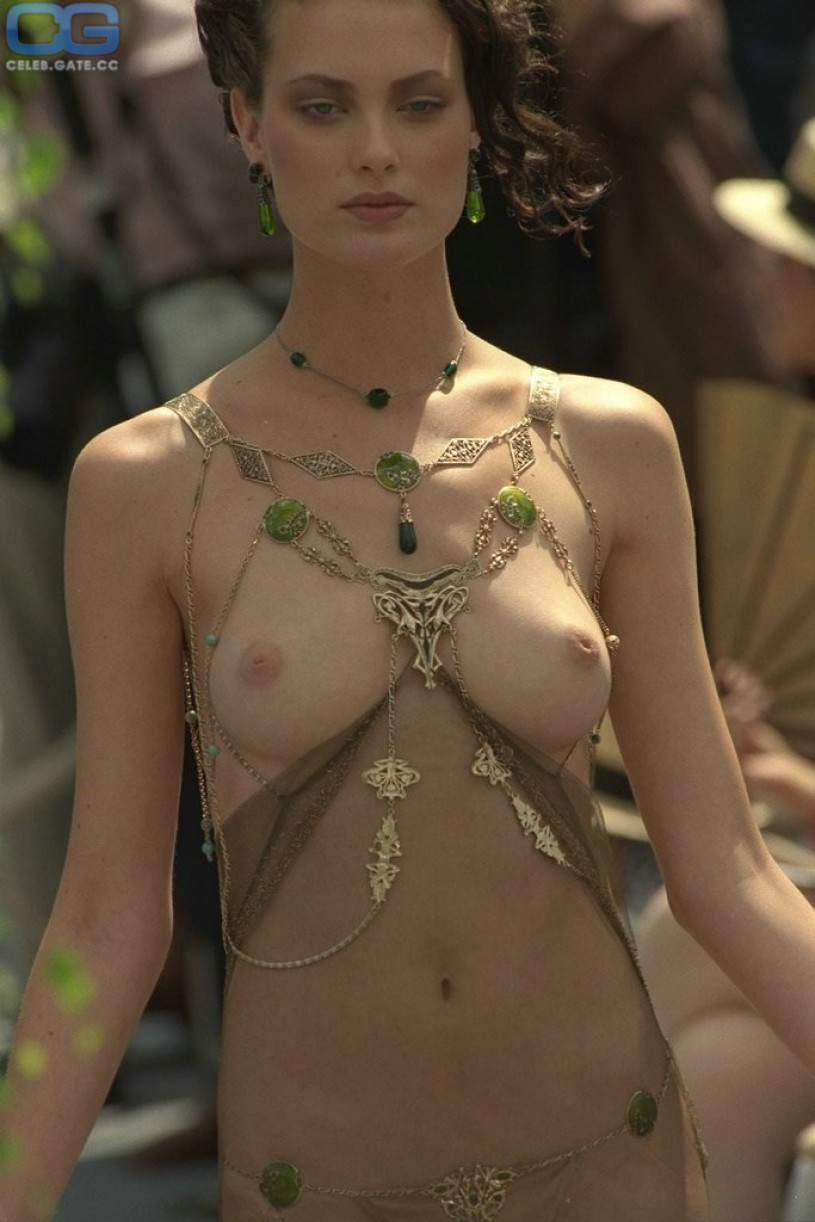 Opinion. You Shalom harlow nude consider, that