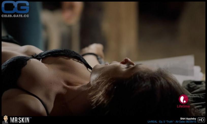 Shiri Appleby sex scene