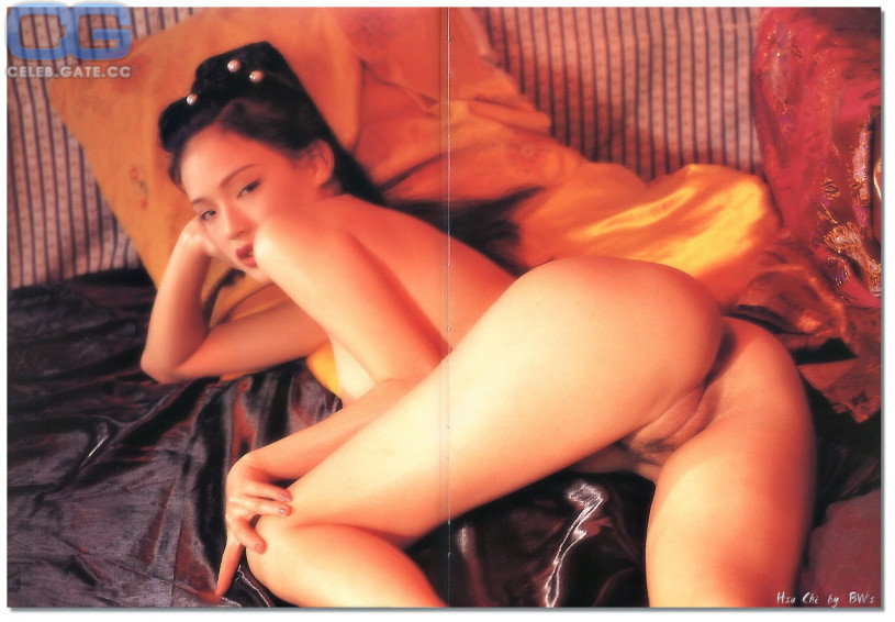 Shu Qi Nude, Pictures, Photos, Playboy, Naked, Topless, Fappening-2857