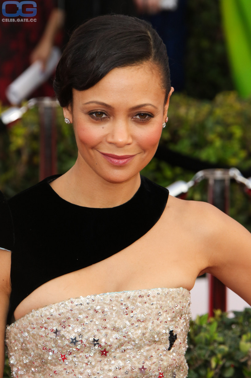 Consider, that Thandie newton nude fakes casual
