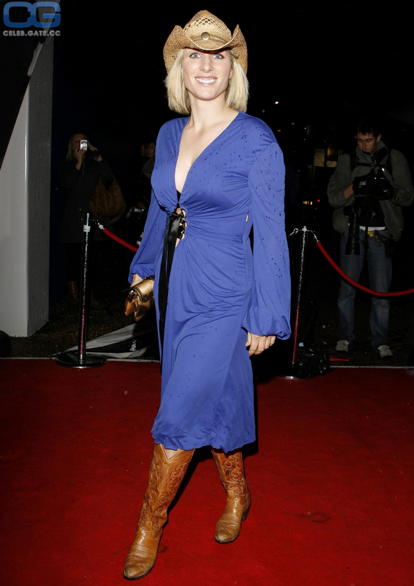 Zara Phillips Nude, Pictures, Photos, Playboy, Naked -6800